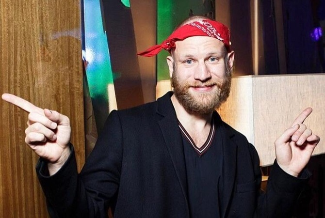 Неузнать: Иван Дорн вАмерике отрастил длинную бороду