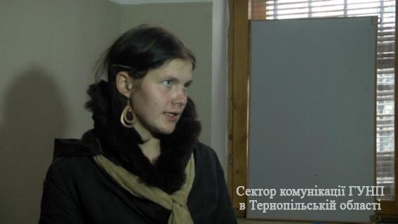 ВТернополе молодая мать бросила своего ребенка иуехала впоезде
