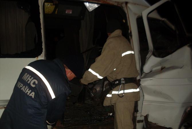 ДТП вДнепре: пострадало 9 человек