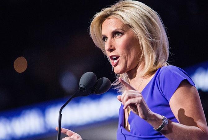 Радиоведущая Лора Ингрэм потвердила рассмотрение ее напост секретаря Белого дома