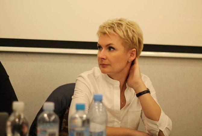 Руководитель люстрационного департамента Минюста Козаченко подала вотставку
