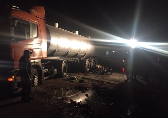 ВНиколаевской области вДТП погибли трое военных на Опель Vectra