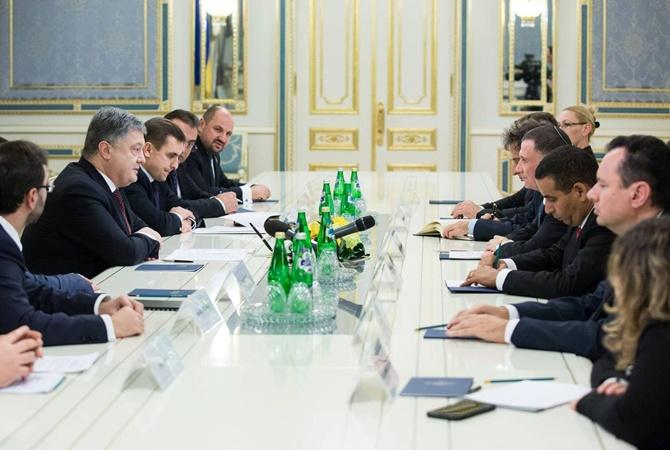 Порошенко обсудил соспикером Кнессета Израиля активизацию сотрудничества в ...