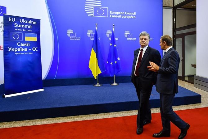 Порошенко похвалился, что нажаловался Трампу на Российскую Федерацию