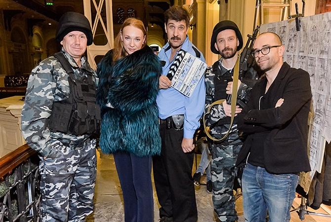 Группа Uma2rman вновом клипе поведала о собственной зависти Сергею Шнурову