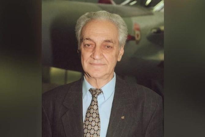 Morre em Moscou Ivan Mikoian, projetista do MIG-29
