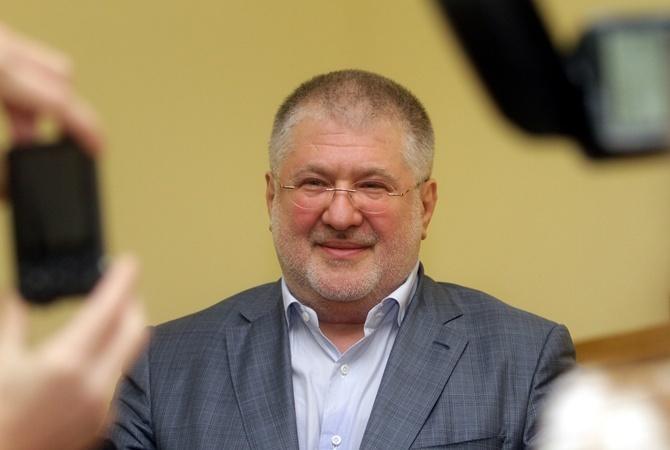 Коломойского выбрали одним излидеров «УКРОПа»