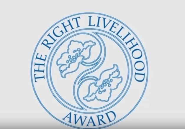 Русская правозащитница получила престижную премию «Заправильный образ жизни»