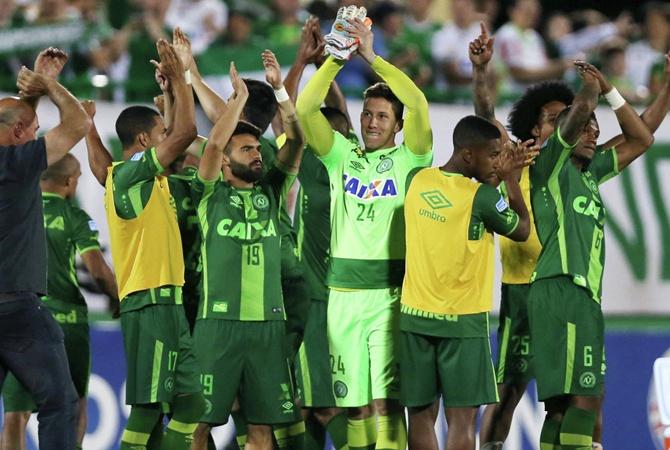 «Атлетико Насьональ» предложил объявить «Шапекоэнсе» победителем Южноамериканского кубка