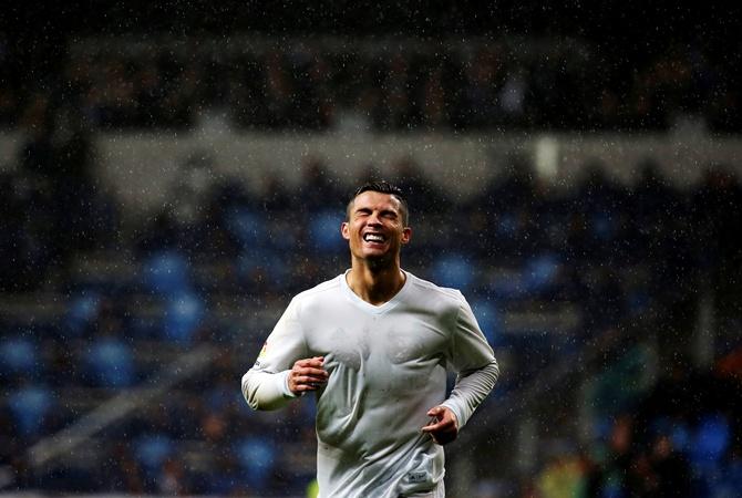 Роналду пожертвует «Шапекоэнсе» 3млневро