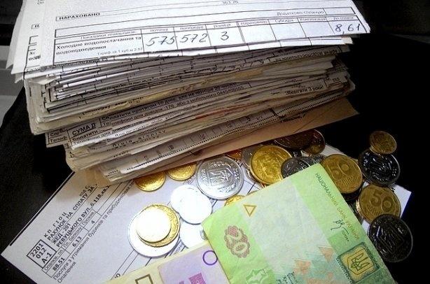 Задолженность населения Украины зажилкомуслуги воктябре возросла на14,1%