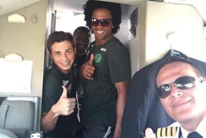 Стала известна причина крушения самолета сбразильским футбольным клубом