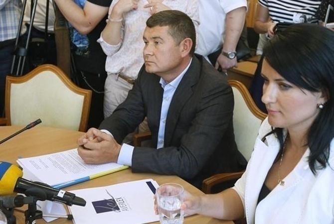 Украинский депутат Онищенко: Я сказал компромат наПорошенко спецслужбам США