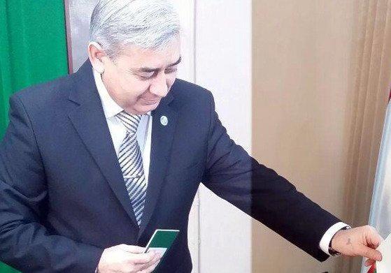Выборы президента Узбекистана состоялись