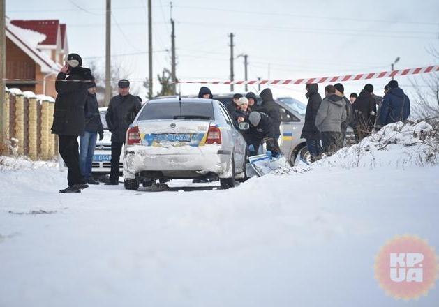 Стрельба под Киевом: скончался шестой полицейский