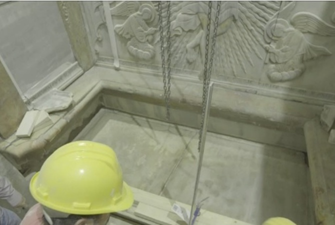 Археологи сделали сенсационное открытие, исследовав Гроб Господень