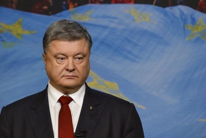 Президент: Благодаря волонтерам украинские защитники чувствуют заботу иопеку