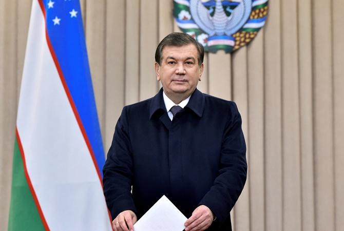 Новым президентом Узбекистана избран Шавкат Мирзиёев