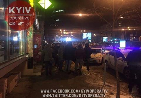 10 иностранцев пострадали вдраках футбольных фанатов перед матчем «Динамо»— «Бешикташ»