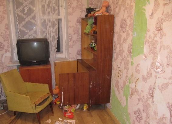Голодная смерть ребенка вКиеве: полицию никто невызывал