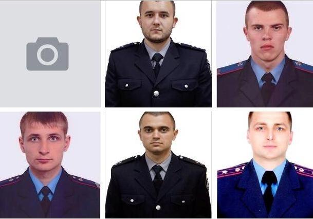 НаКиевщине прощаются спогибшими полицейскими