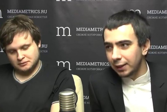 Пранкеры Вован иЛексус разыграли продюсера Евровидения вопросом оПорошенко