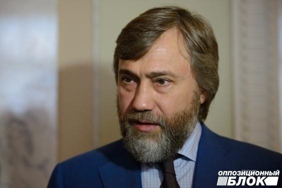 Новинский заявил, что ненамерен покидать Украину