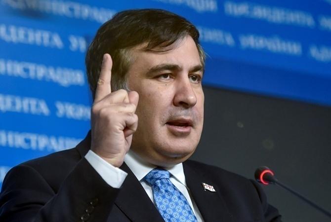 Саакашвили пожаловался, что его сделали героем неприличных рассказов