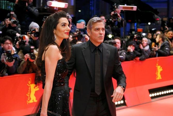 Джордж Клуни разводится с женой Амаль
