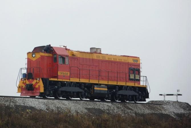 НаКировоградщине столкнулись два поезда