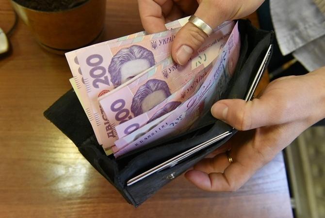 Украина занимает последнее место вевропейских странах поуровню заработной платы