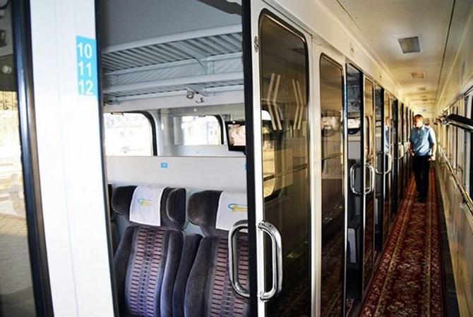 С23декабря из столицы Украины вПеремышль запустят высокоскоростной поезд