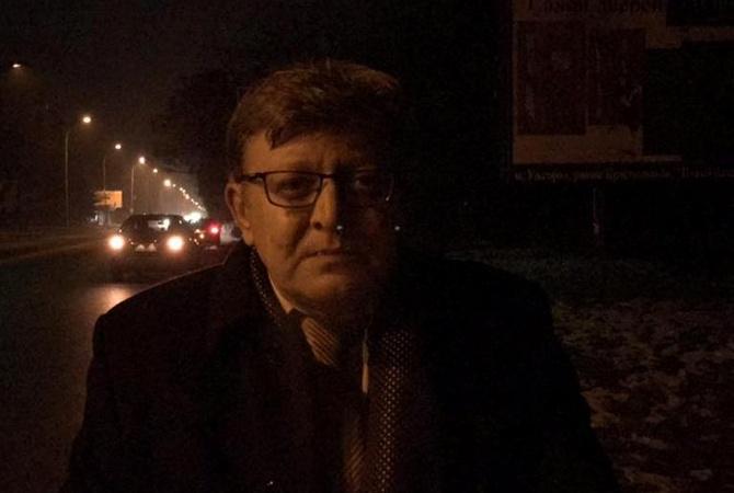 ВУжгороде нетрезвый рабочий СБУ сбил 2-х пешеходов