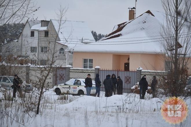 Стрельба вКняжичах: Луценко проинформировал, что отрабатывается версия псевдоограбления