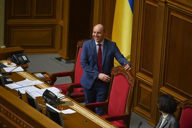 Парубий объявил, что Рада планирует окончательно утвердить госбюджет 22декабря