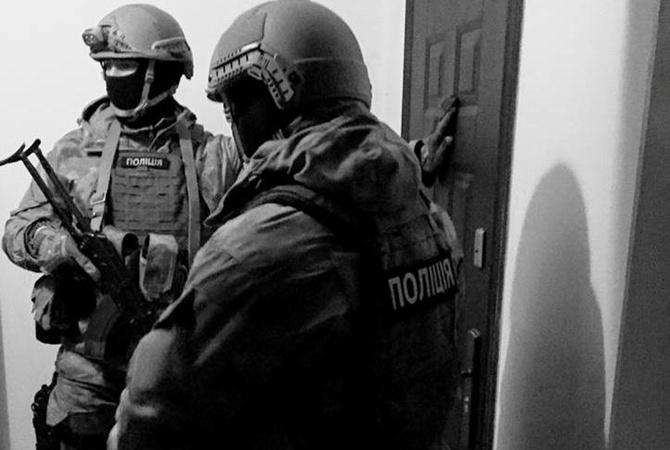 ВЗатоке Одесской области силовики проводят специализированную операцию позадержанию «земельной мафии»