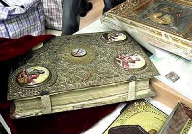 Сокровищница Азарова, 200 сумок сценностями на $5 млн
