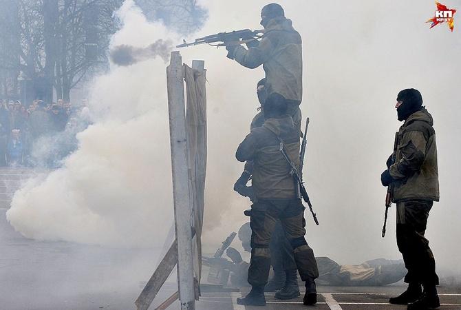 Белорусские подразделения спецназначения могут привлекаться для участия вконтртеррористических операциях вРФ
