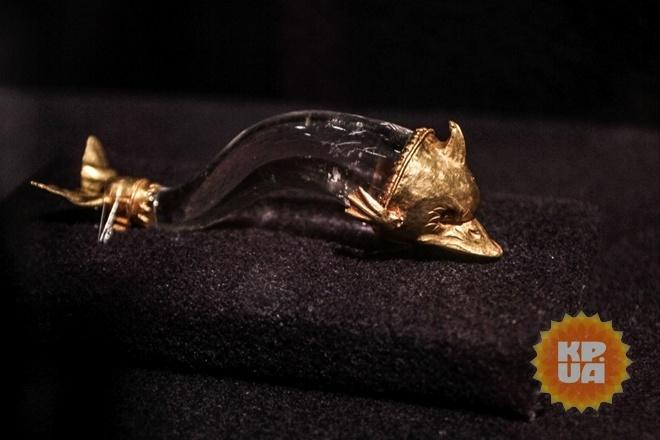Нидерланды требуют отУкраины 111тыс.евро захранение скифского золота