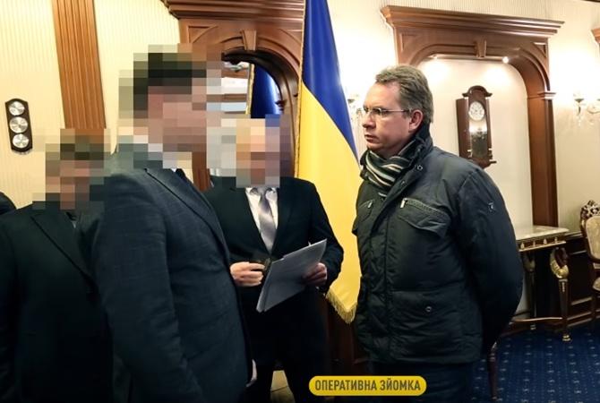 Руководитель ЦИК Охендовский перенес допрос вНАБУ