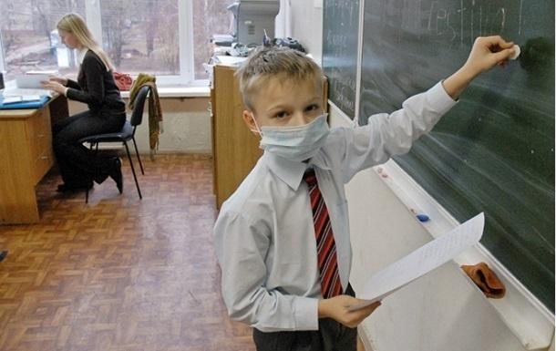 ВЖитомире закрыли все школы накарантин