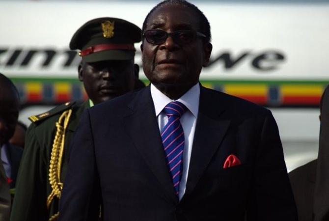 92-летний президент Зимбабве будет баллотироваться наследующий срок