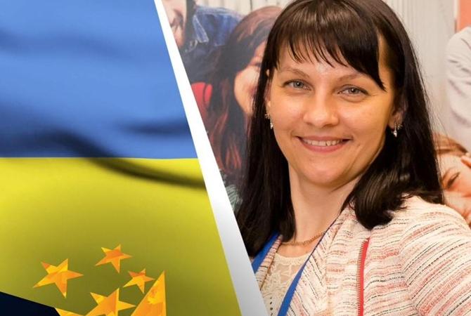 Украинская учительница вошла втоп-50 наилучших преподавателей мира