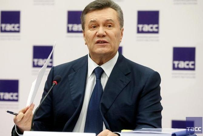Луценко выпросил усуда украинской столицы разрешение задержать Януковича