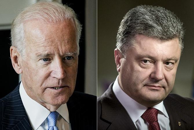 Байден оценил решение Украины обосвобождении водностороннем порядке 15 пленных