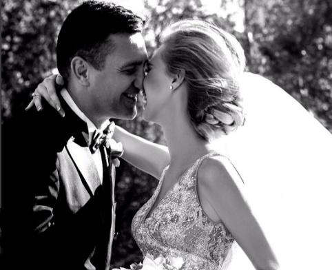 Ресторатор Тищенко признался, что еще весной женился на21-летней журналистке