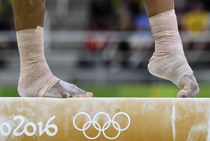 СМИ говорили о половых домогательствах тренеров к североамериканским гимнасткам