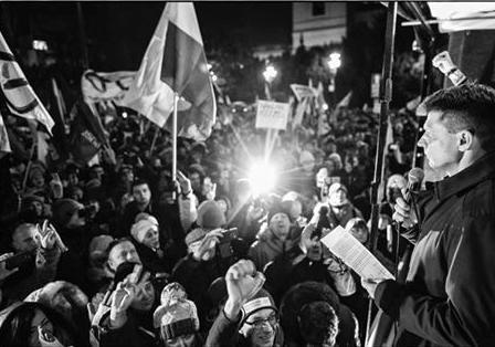 Протесты вПольше: руководитель МВД обвинил оппозицию впопытке захвата власти