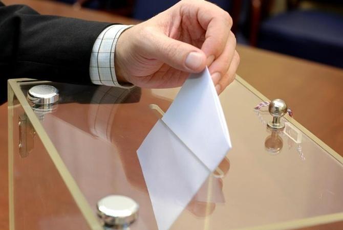 ВУкраине сегодня проходят первые местные выборы вобъединенных территориальных общинах