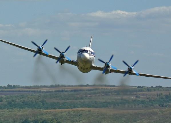 ВЯкутии разбился самолет Ил-18 своеннослужащими наборту